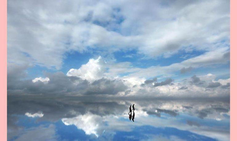 Nós somos o céu azul