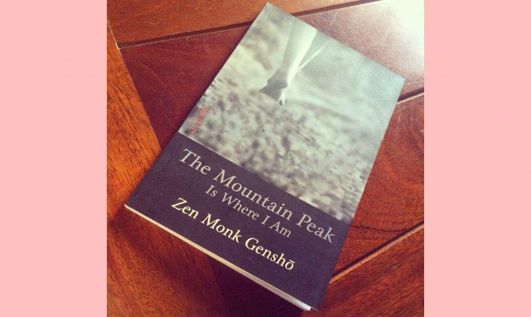 """Tradução para o inglês do livro """"O Pico da Montanha é onde estão os meus pés"""""""