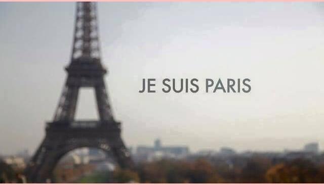 Je suis Paris - Somos UM