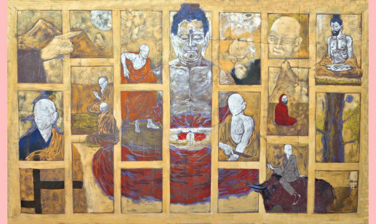 Monges zen e casamento