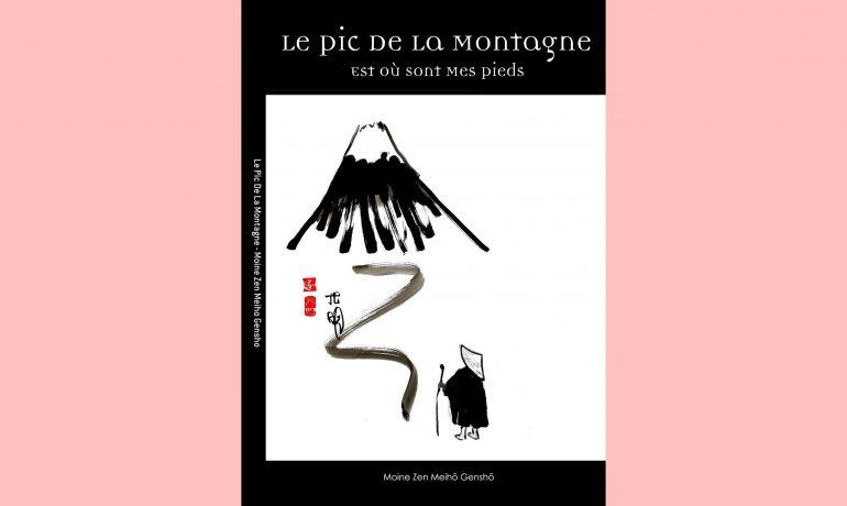 """Versão em francês do livro """"O Pico da Montanha é onde estão os meus pés"""""""