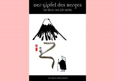 Tradução alemã do livro O Pico da Montanha é onde estão os meus pés