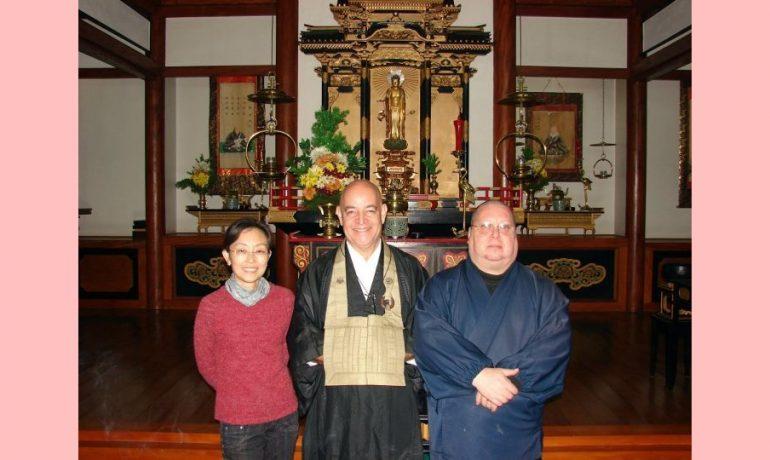 Encontro de escolas buddhistas