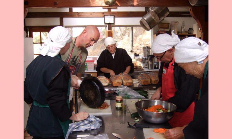 Cozinha em Yokoji