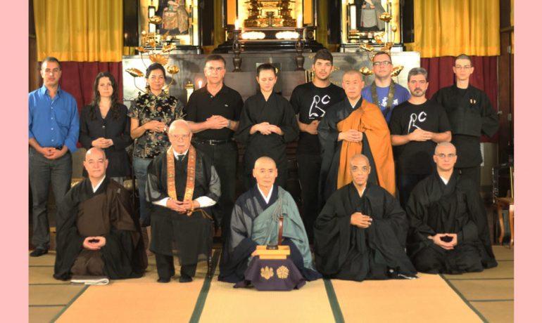 Ordenações monásticas no Zen