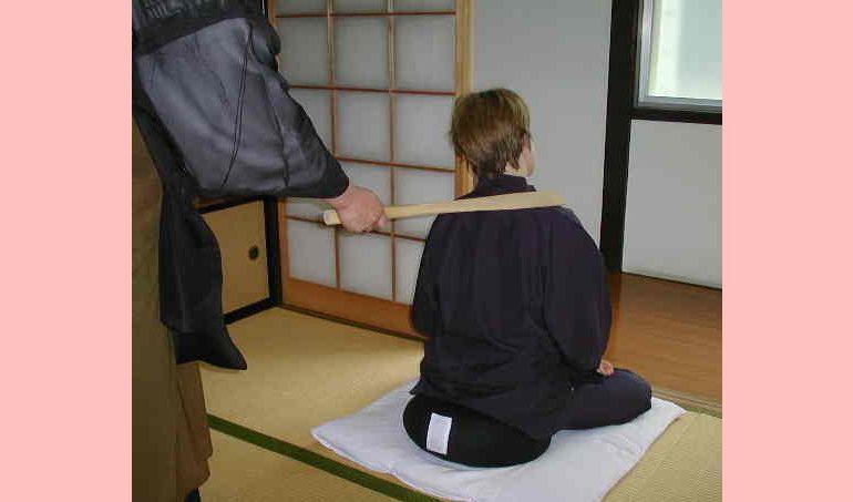 Kyosaku - O bastão da compaixão