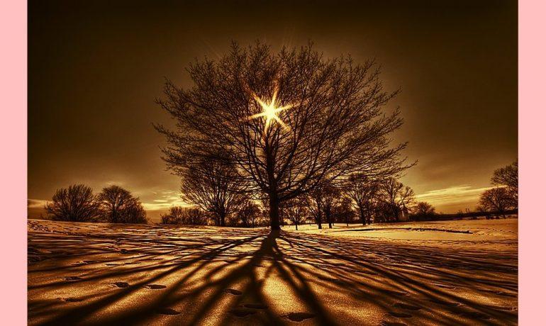 Um fio de luz