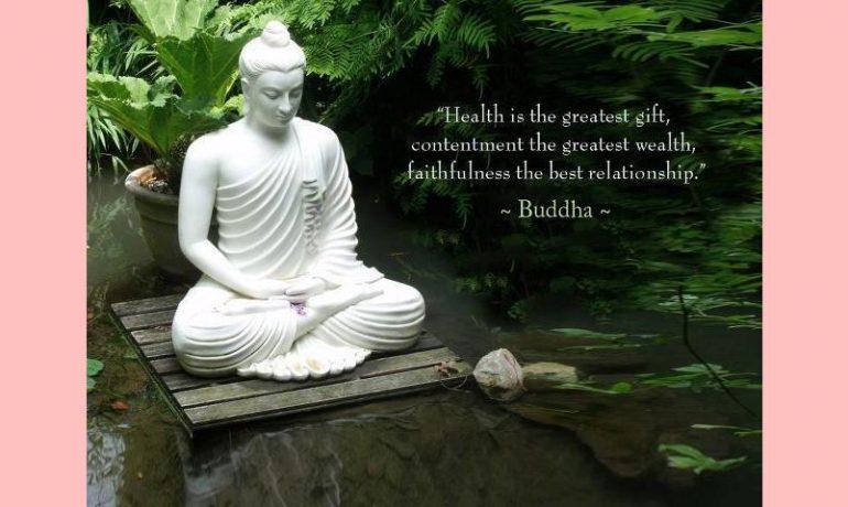 Dia de Buda Shakyamuni no calendário oficial brasileiro