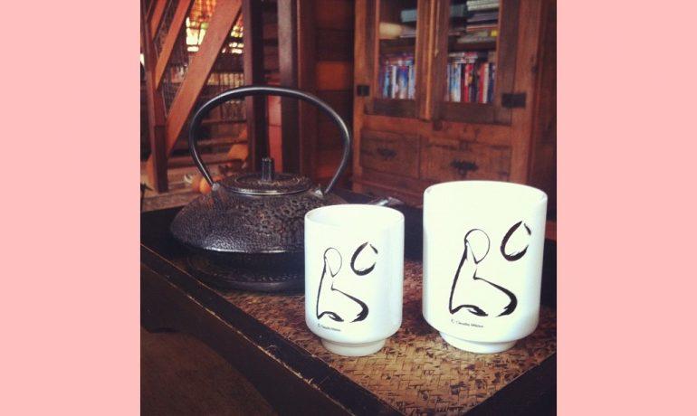 A xícara existe por si mesma?