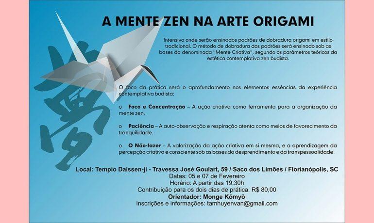 Zen e Origami