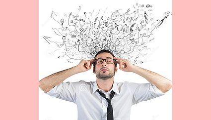 Perdidos pelo barulho da mente