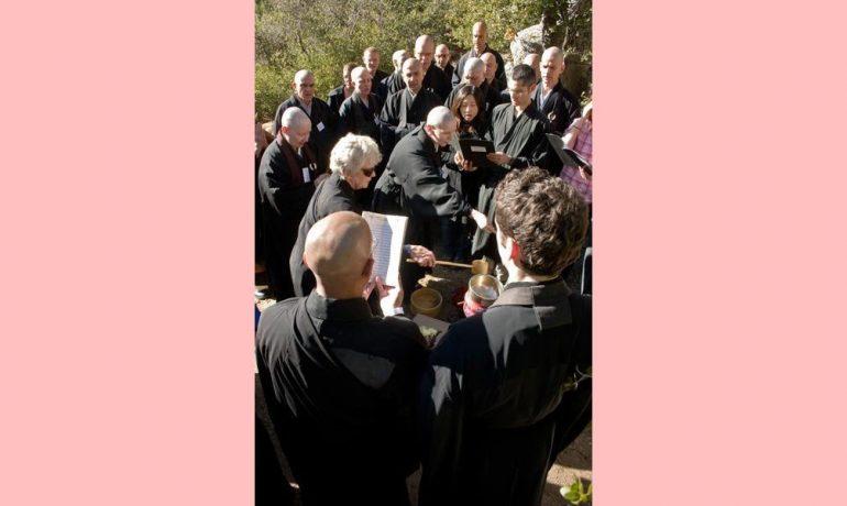 Início das atividades da sangha zen em Florianópolis