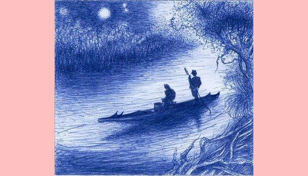 O barqueiro