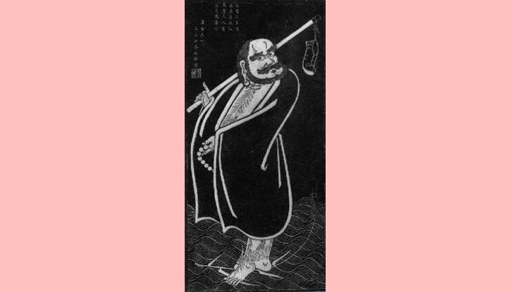 Bodhidharma e o Imperador Wu (Parte I)