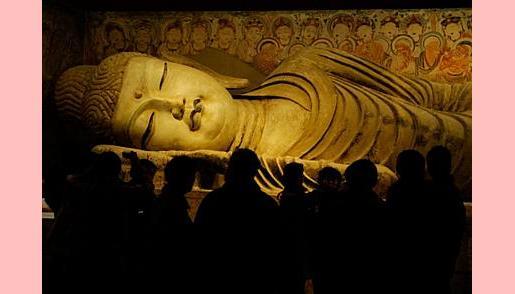 Buda em repouso