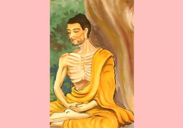 Shakyamuni e o Caminho do Meio