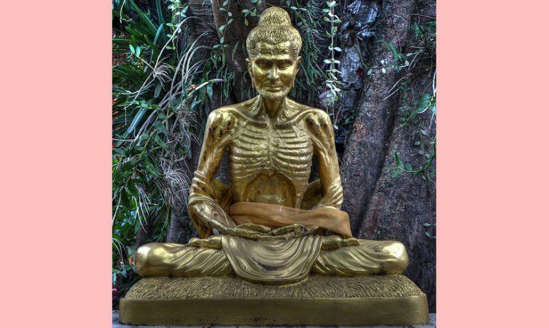 A História de Buda (parte 2: O Ascetismo)