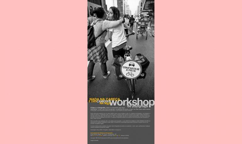 Zen e fotografia, curso em Floripa