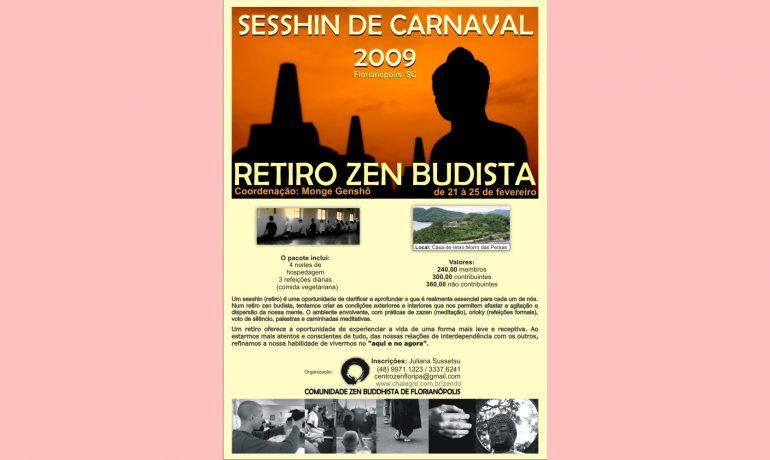 Sesshin de Carnaval