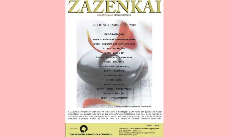 Zezenkai em Setembro
