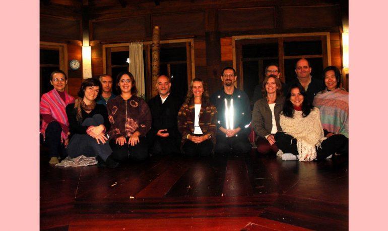 Final da Conferência Buddhista na Montanha Encantada