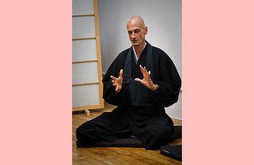 O líder ocidental do Soto Zen na América do Norte