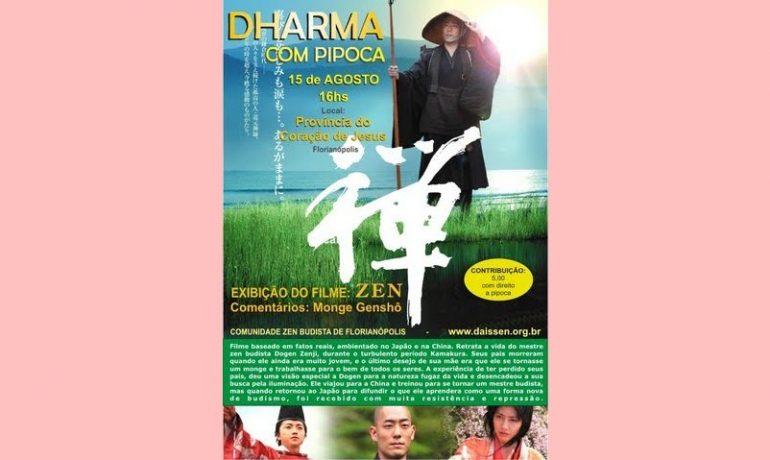 Dharma com Pipoca