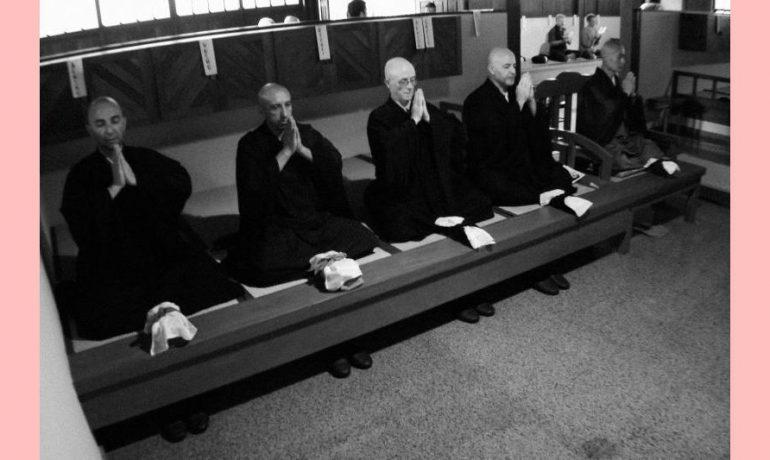 Oryoki - Refeição ritual