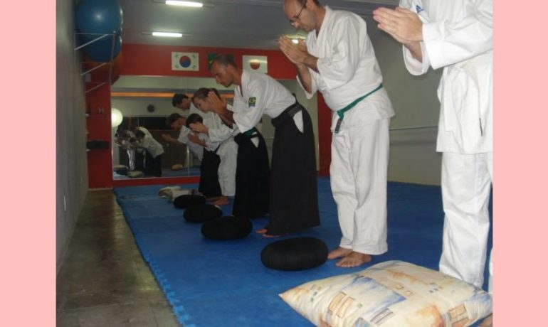 Aikidô e Zen em Itajaí