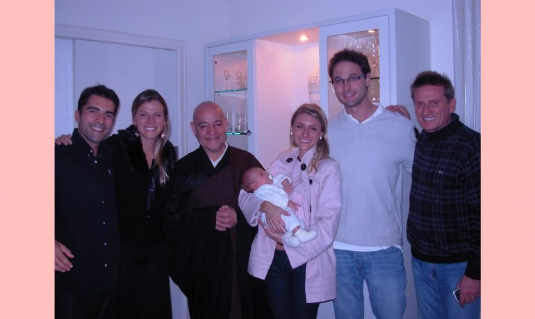 Batizado budista