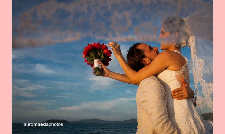 Casamento zen budista - Celso e Tatiana