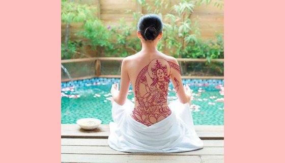 Há algum problema em tatuar temas religiosos no corpo?