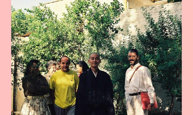 Igarashi Roshi, foto antiga em POA