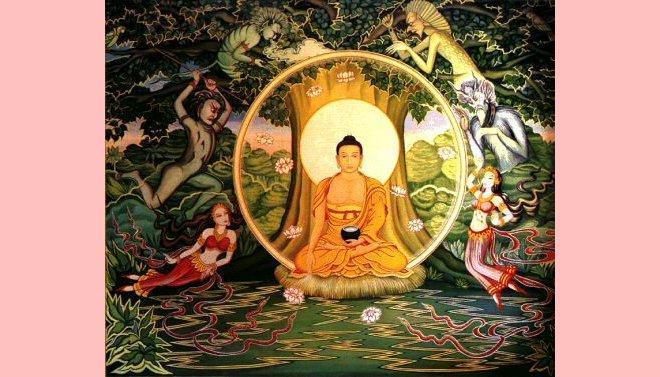 As histórias sobre Buda