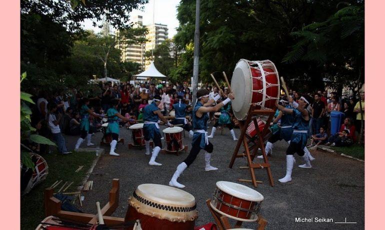 II Hanamatsuri em Florianópolis