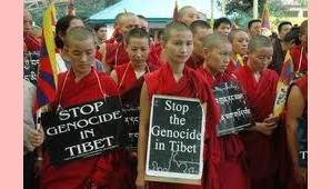 Suicídios monásticos no Tibete