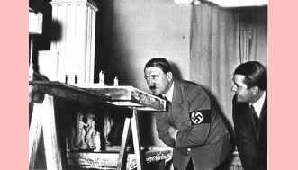O Führer e o vegetarianismo