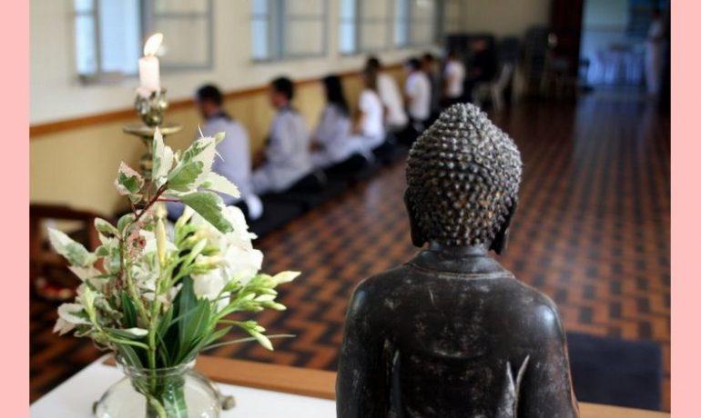 O budismo e sua prática