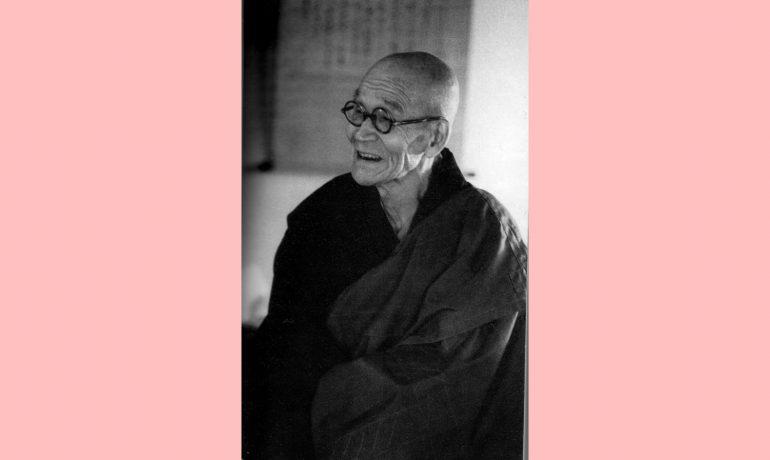 A você que gosta de escutar coisas inspiradoras sobre o budismo