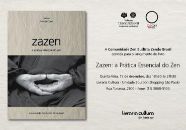 "Livro ""Zazen"""