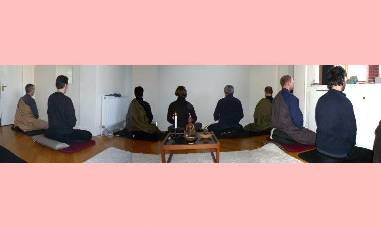 Posso iniciar um grupo de estudos buddhista em minha cidade?