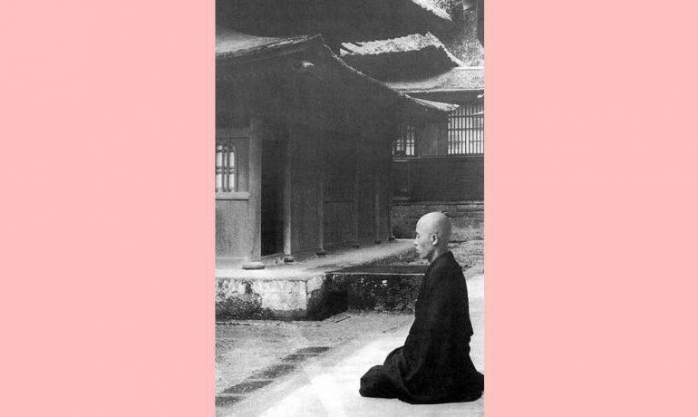 Osho, o título do monge zen