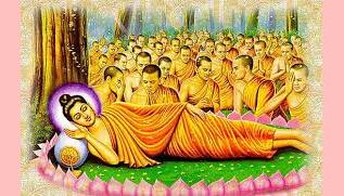 O que um Buda deseja é não retornar, porque retornar é que é a condenação