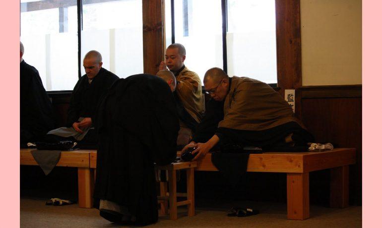 Templos e títulos no Zen Soto