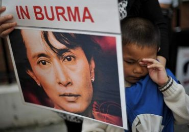 Aung San Suu Kyi - condenada novamente para vergonha de Mianmar