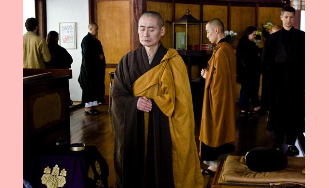 Um bodhisattva não alimenta a ilusão de separação