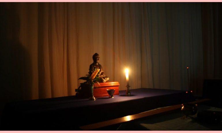Guerra e budismo
