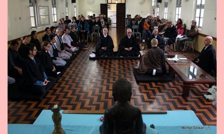 Unsui - o início do caminho monástico