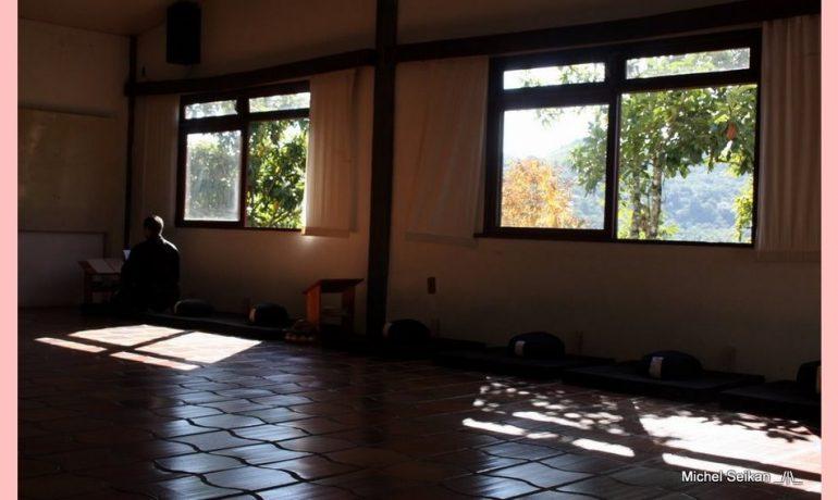 Devemos meditar sós ou em grupo?