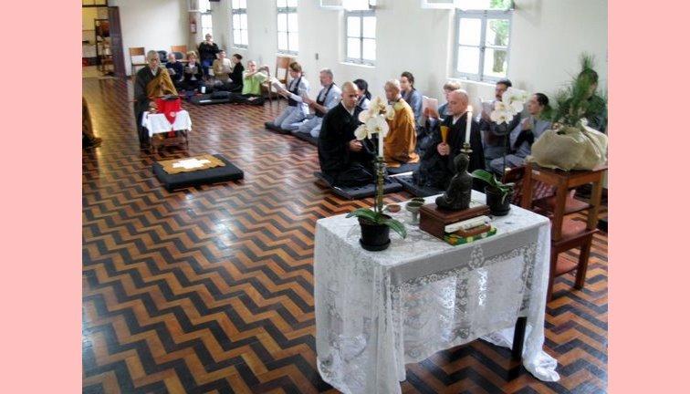 Por quê ordenações oficiais no zen? Perguntas
